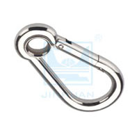 SNAP HOOK,WITH EYELET SF-2450