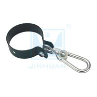 COLLAR HOOK,WITH SNAP HOOK,ZINC PLATED SF-2001